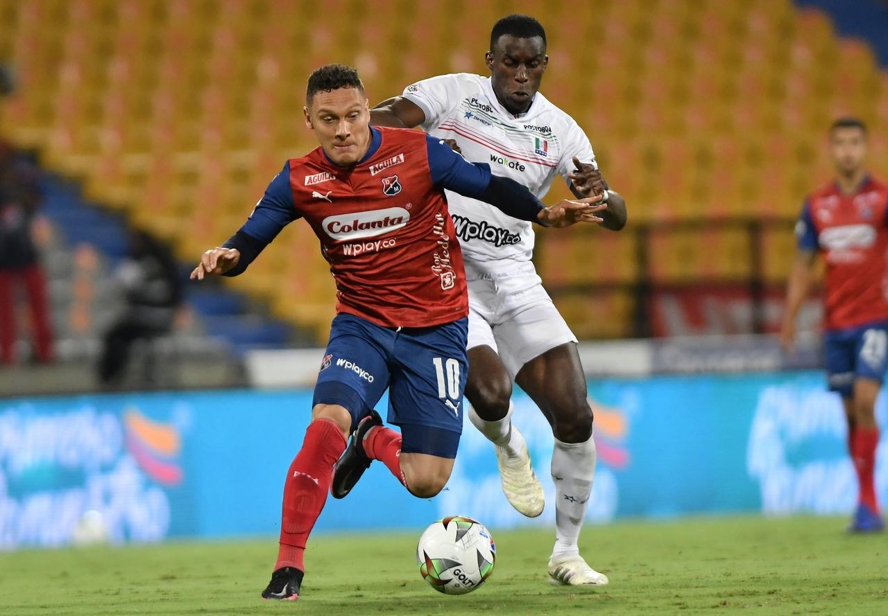 Liga colombiana equipos de Antioquia 1