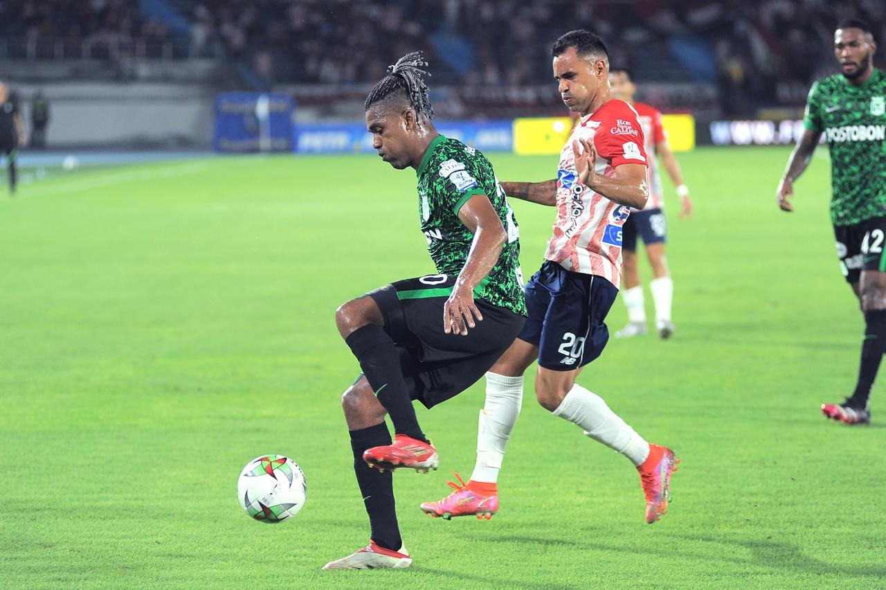Liga colombiana equipos de Antioquia 3