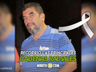 Luto en periodismo deportivo fallecio alvaro Ortiz nino