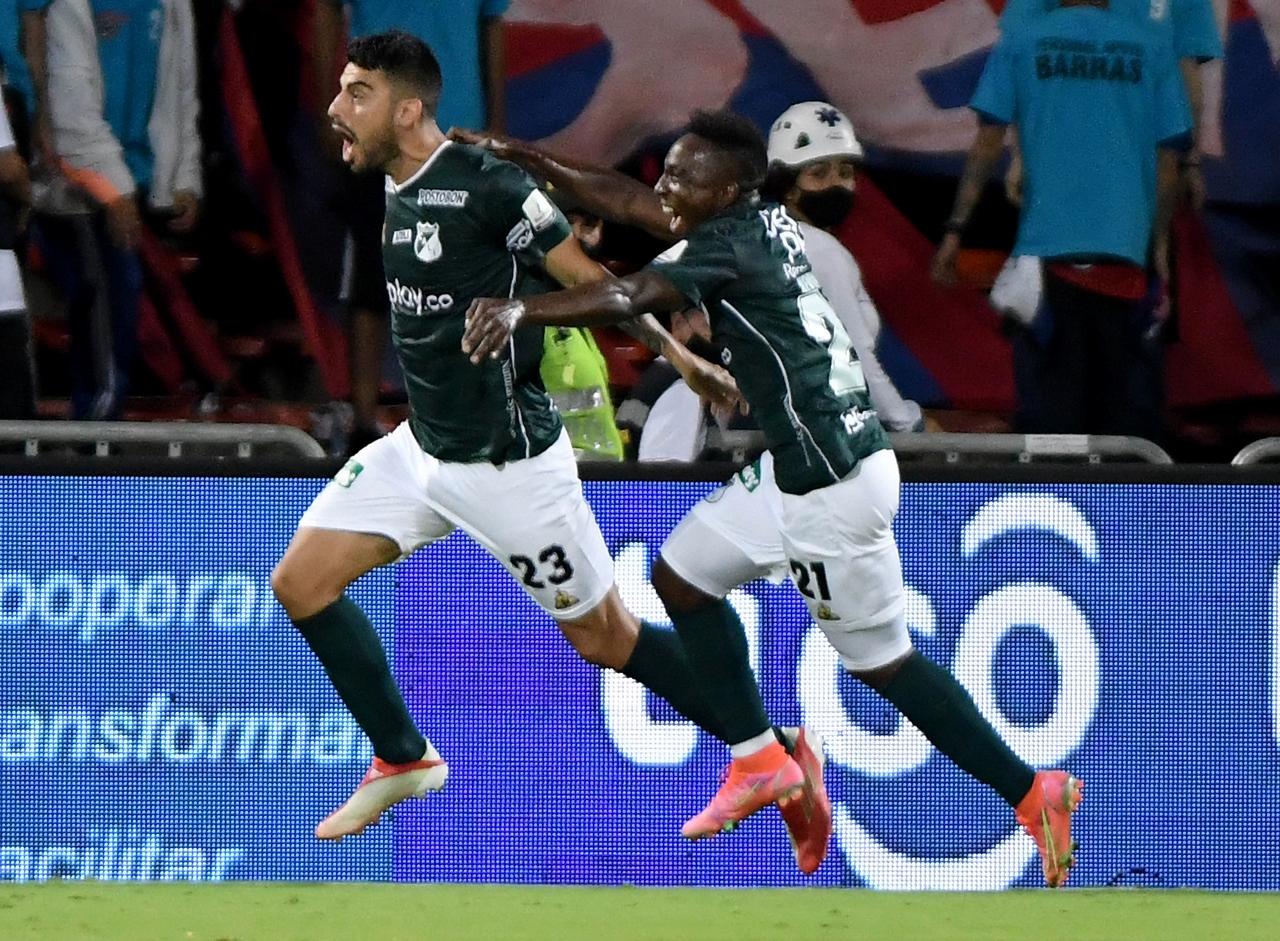 Medellin vs Cali en la Copa 1
