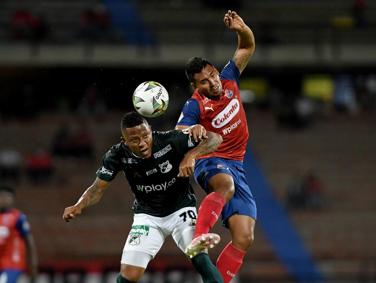 Medellin vs Cali en la Copa 2