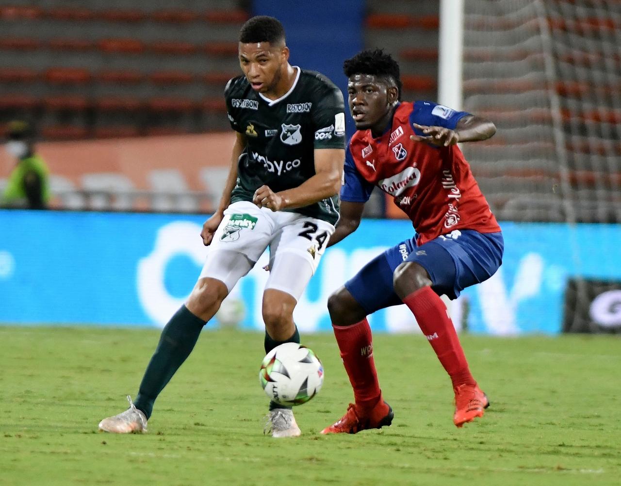 Medellin vs Cali en la Copa 4