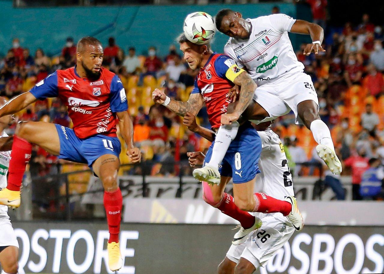 Medellin vs Once Caldas 3