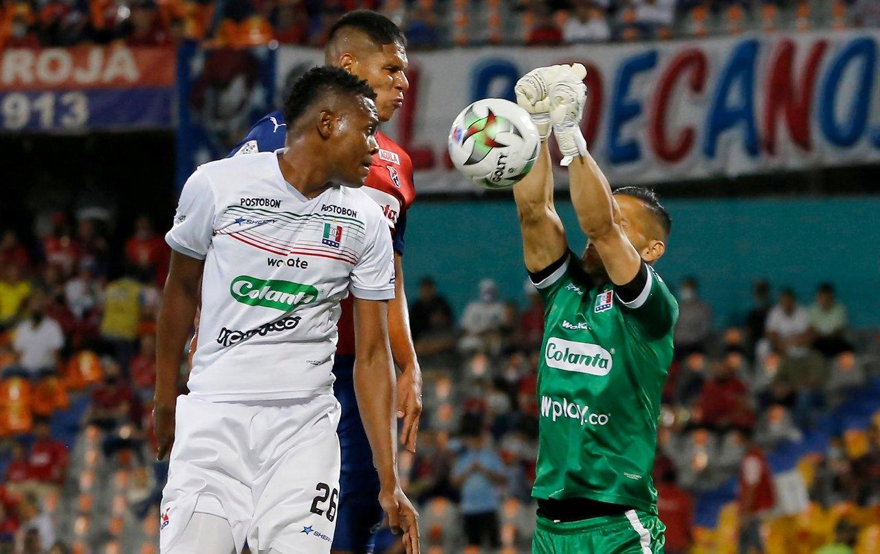 Medellin vs Once Caldas 6