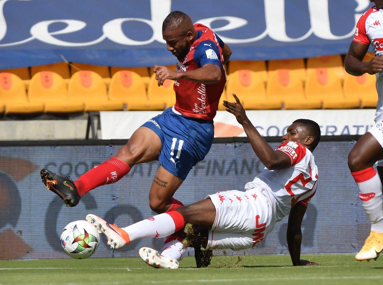 Medellin vs santa fe fecha 8 de la Liga 3