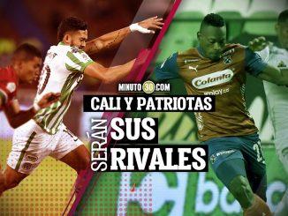 Nacional y Medellin buscan el paso a cuartos en la Copa BetPlay