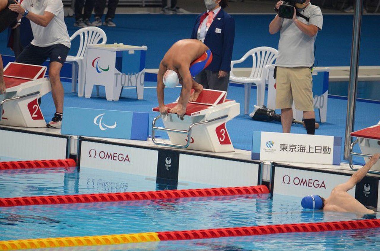 Nadadores colombianos 3