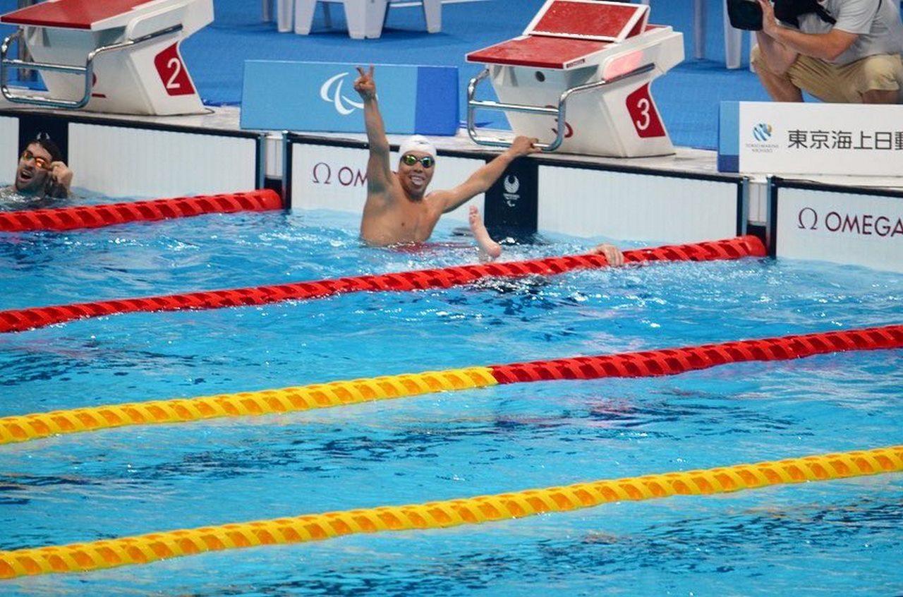 Nadadores colombianos 4