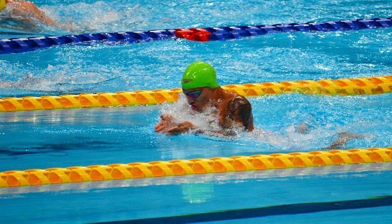 Nadadores colombianos 6