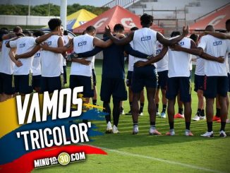 Nomina titular Seleccion Colombia asi formara