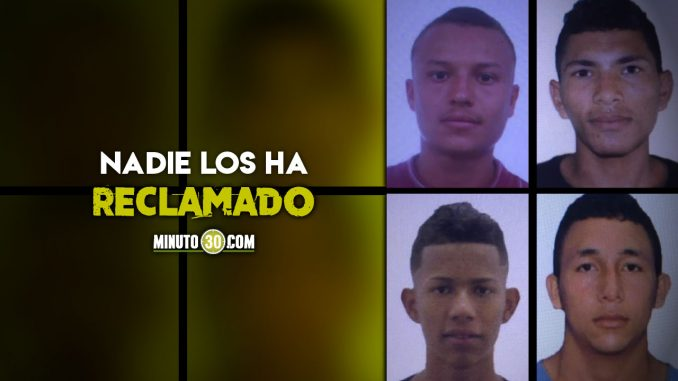 Otros cuatro cuerpos permanecen en Medicina legal de Medellín