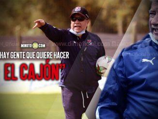 Presento Hernan Dario Gomez su renuncia al DIM el DT respondio