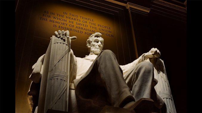 Pondrán en venta el certificado de defunción de Abraham Lincoln