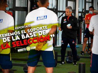 Reinaldo Rueda conto que tendra en cuenta para armar el once para enfrentar a Bolivia