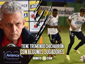 Reinaldo Rueda descarto a Andres Andrade para proximo partido