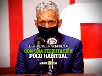Reinaldo Rueda destaco virtudes y reconocio falencias de Colombia