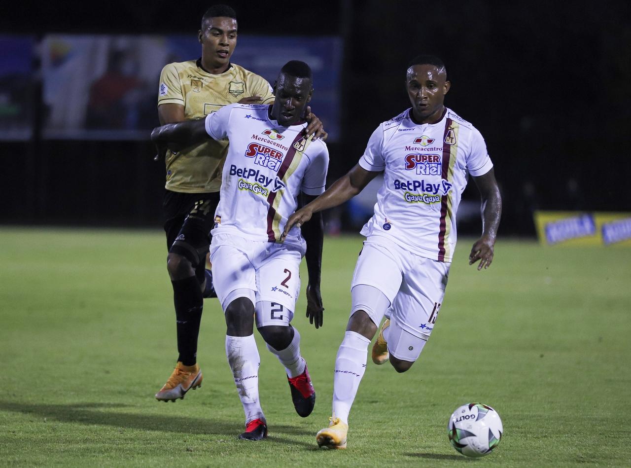Rionegro Aguilas Doradas vs Deportes Tolima 2