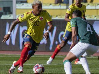 Roger Martinez Colombia vs Bolivia