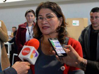 Senadora de las FARC