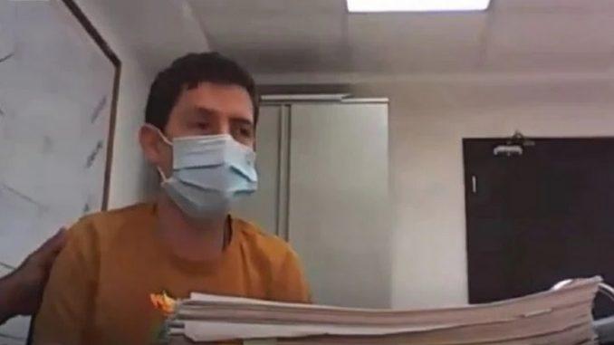 Enrique Vives será trasladado a una cárcel de Cartagena