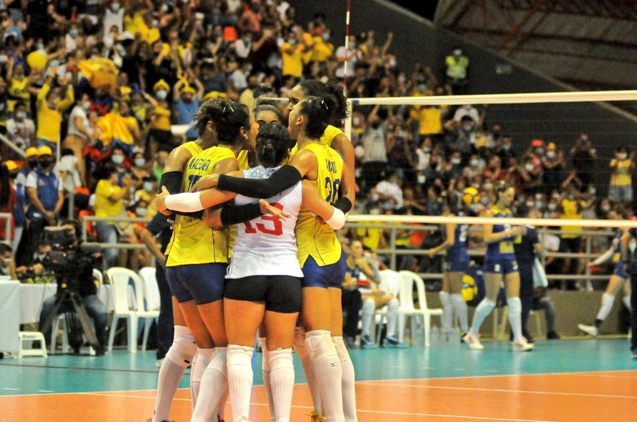 Seleccion Colombia de voleibol 4
