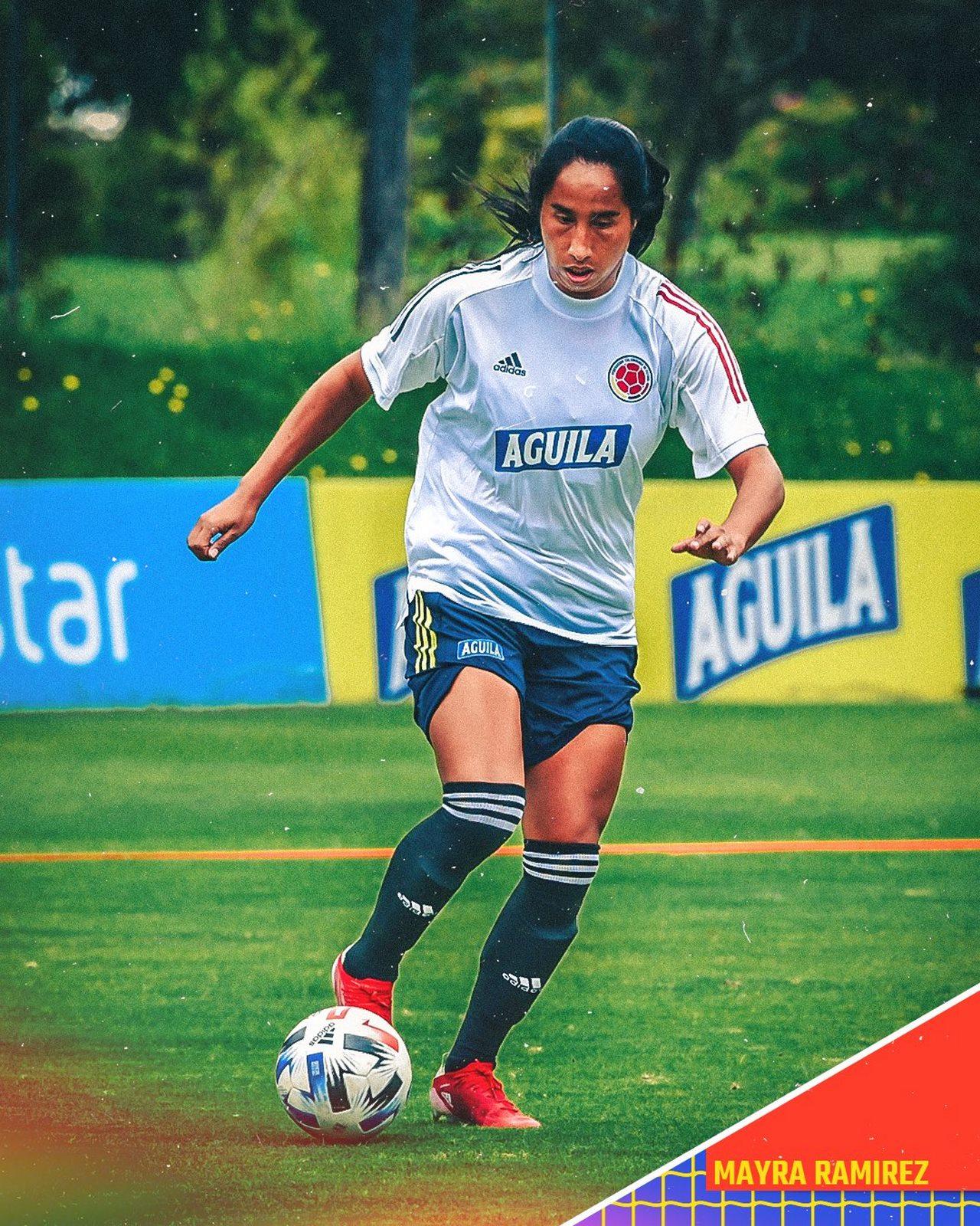 Seleccion Colombia femenina 4