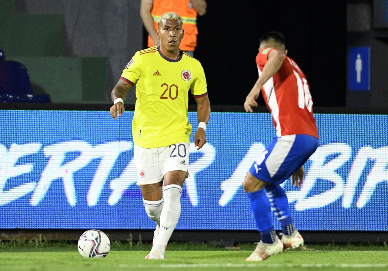 Seleccion Colombia vs Paraguay 6