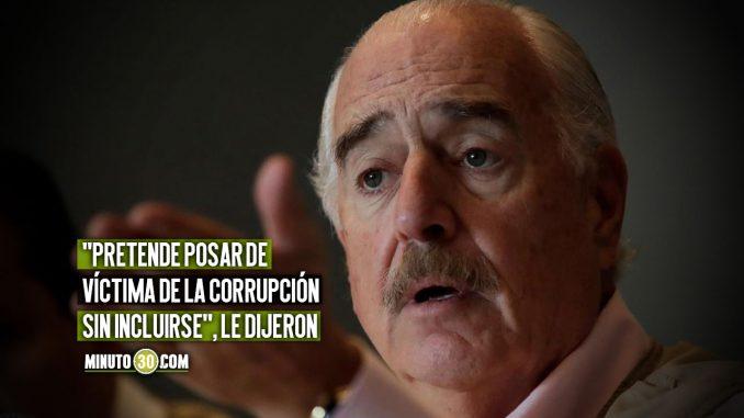 Andrés Pastrana cartel de cali