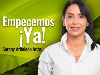Surany Arboleda Arias Empecemos Ya