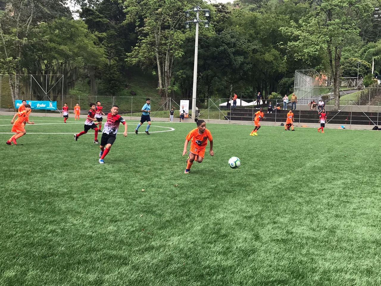 Torneo de futbol ninos 3