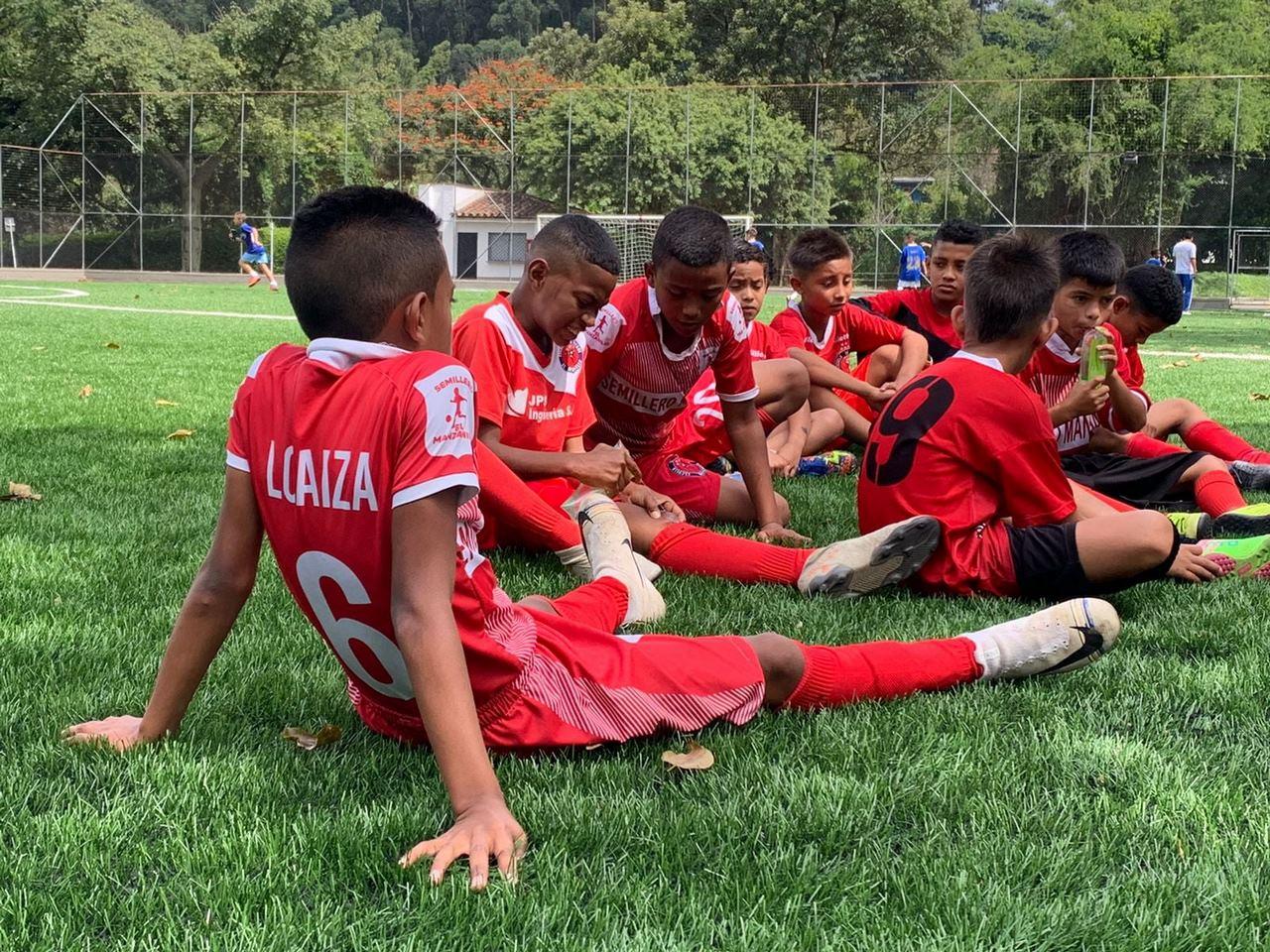 Torneo de futbol ninos 7