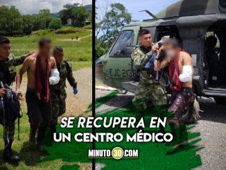 Un campesino cayó en una mina antipersonal en Ituango