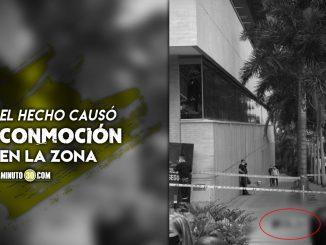 Una persona se habria quitado la vida saltando desde reconocido centro comercial de Sabaneta