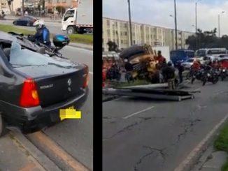 accidente bogota 2021