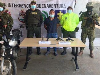 ¡Cayó alias 'Condorito'!, presunto integrante de disidencias 'Jaime Martínez'