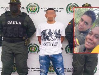 Capturaron a alias 'Sarria' por asesinato de dos policías