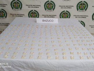 Cogieron a un menor con 200 dosis de bazuco en Yolombó