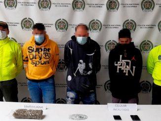 """Capturaron 11 sujetos en Bello, según las autoridades pertenecerían a los """"Pachelly"""""""