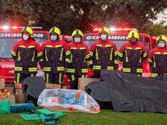 bomberos duque equipos