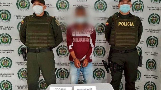 Lo cogieron con cocaína y marihuana en Cáceres