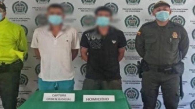 Cayó alias 'Chuqui' y 'Carabina' en Salgar, Antioquia