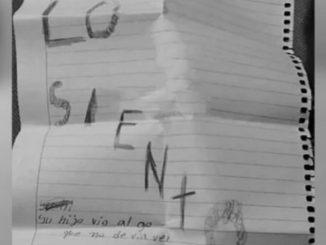 carta hijo asesinado paraguay