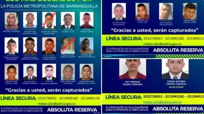 Estos son los más buscados en Barranquilla
