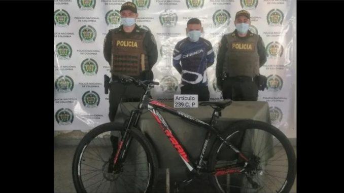 Denuncian que ladrones se estarían disfrazando de ciclistas en Rionegro