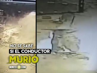 Carrotanque que llevaba combustible explotó en túnel de la vía al Llano