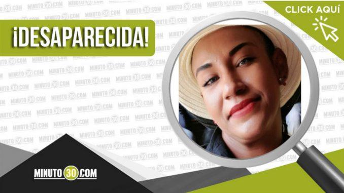 Diana Marcela Betancur Ramírez está desaparecida desde el 12 de septiembre