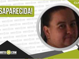 Claudia Patricia Álvarez Jaramillo desaparecida