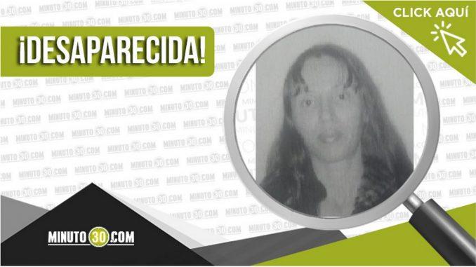 María Cristina Posada Penagos desaparecida