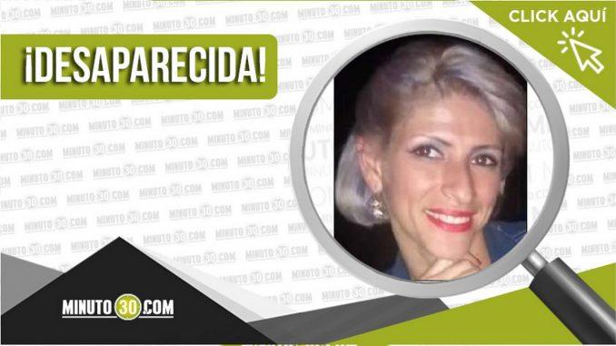 Ruby Alexandra Moreno Londoño desaparecida