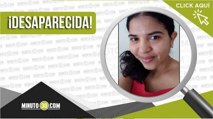 Maira Isabel Arce Julio desaparecida